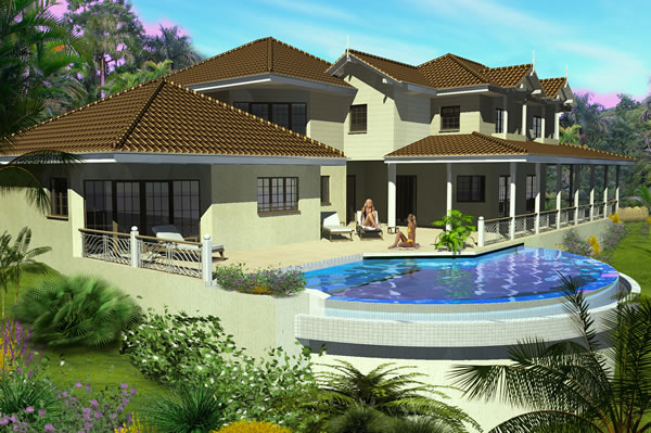 St Lucia House Plans House Design Ideas